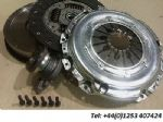 VW VOLKSWAGEN GOLF MKIV 1.9TDI 1.9 TDI 130 150 FLYWHEEL & CLUTCH KIT & CSC